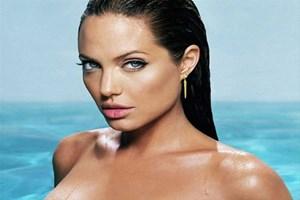 Angelina Jolie'nin kayıp fotoğrafları!