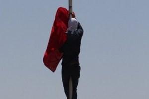Bayrak indirme davasında karar çıktı!