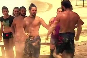 Survivor All Star'da 'aduket' kavgası! Turabi, Doğukan Manço'ya saldırdı!