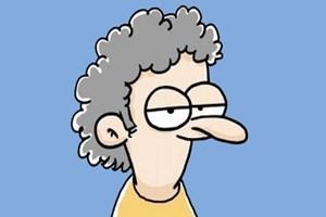 Penguen karikatüristinden Davutoğlu'na gönderme