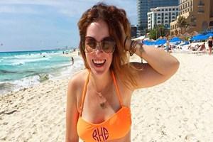 Bikiniyle poz verdi, paylaşım rekoru kırıyor!