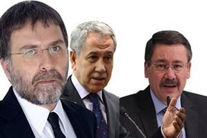 Ahmet Hakan'dan Melih Gökçek'e Arınç'lı cevap!