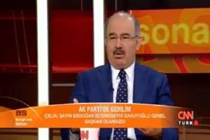 Hüseyin Çelik'ten canlı yayında Erdoğan eleştirisi; İtfaiyeci yangın çıkarmaz!