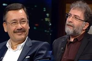 Ahmet Hakan'dan Melih Gökçek'e ilginç hediye!