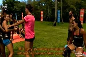 Survivor All Star'da skandal kavga! Küfürler havada uçuştu!
