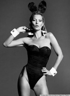 Kusursuz Kate Moss!