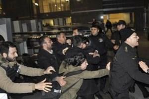 BirGün muhabirine Çağlayan'da gözaltı
