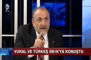 Oktay Vural'dan Halime Kökçe'ye tepki!