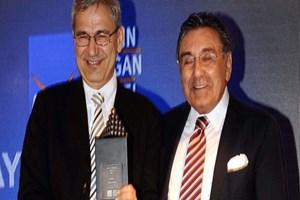Orhan Pamuk'a bir ödül daha!
