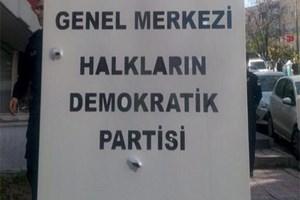 HDP Genel Merkezi'ne silahlı saldırı!