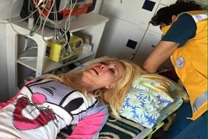 Cicişler Denizli'de kaza yaptı!