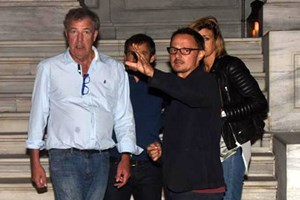 BBC'nin olay sunucusu İstanbul'da çapkınlık turunda!