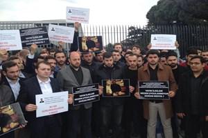 Doğan medyasına Savcı Kiraz protestosu!