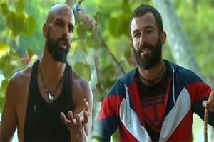 Survivor All Star'da konsey karıştı! Hasan ile Turabi arasında 'horoz-tavuk' kavgası!