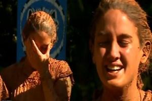 Survivor'da şok! 'Çok utanıyorum' diyerek hüngür hüngür ağladı!