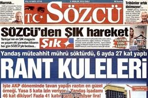 Sözcü gazetesinden üst düzey ayrılık! Hangi isim istifa etti? (Medyaradar/Özel)