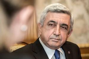 Ermenistan Cumhurbaşkanı'ndan Türkiyeli gazeteciye olay röportaj!