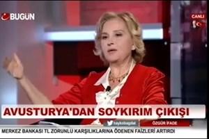 Nazlı Ilıcak'tan şok sözler: Türküm demeyi canım çekmiyor!