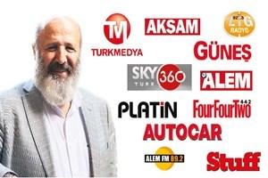 Türkmedya Grubu'nda üst düzey deprem! Hangi ismin görevine son verildi?
