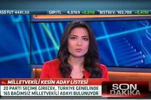 CNBC-e'den canlı yayında skandal hata! Çanakkale dediler,Ermenistan verdiler! (Medyaradar/Özel)