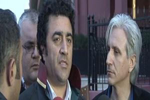 Avukattan Hidayet Karaca resti: Adliye önünde kendimi yakarım!