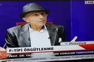 Yaşar Nuri Öztürk: Ekrana artık şapkayla çıkacağım