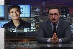 Ünlü komedyen Mehmet Öz'ü topa tuttu: Sen TV tarihinin en kötü doktorusun