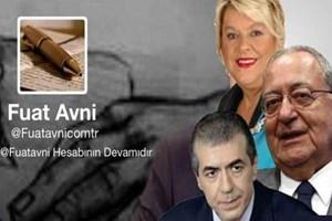 Davutoğlu'nun danışmanı Barlas ailesini topa tuttu! Fuat Avni'yi Barlas'lar mı besledi?