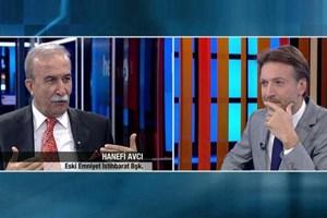Mirgün Cabas Hanefi Avcı'ya o kriptoyu sordu!