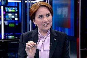 Meral Akşener: O kanal özür dilemedi