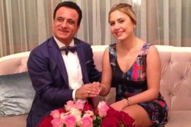Erol Köse evleniyor.. İşte nişan fotoğrafı