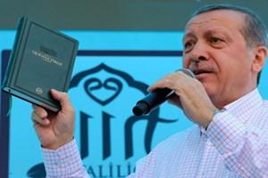 Diyanet'in eski başkanından Erdoğan'a Kuran tepkisi