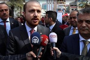 Bilal Erdoğan'dan o haberlere yalanlama: