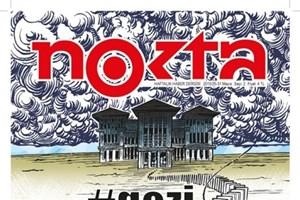 Nokta dergisi, yıldönümünde 'Gezi'yi kapağına taşıdı!