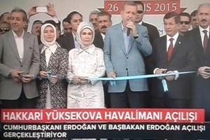 TRT Haber Erdoğan'ı hem başbakan, hem cumhurbaşkanı ilan etti!