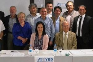 Turizm Yazarları ve Gazetecileri Derneği başkanlığına kim getirildi?