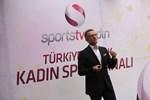Türkiye'nin kadınlara özel ilk spor kanalı yayında!
