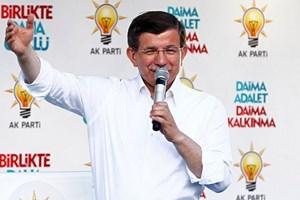 Ahmet Davutoğlu Sözcü yazarı Bekir Coşkun'a sert çıktı: Edepsiz!