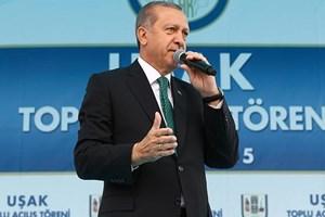 Erdoğan yine New York Times'ı bombaladı: Bunlar ücretli şarlatanlar, vesayetin tetikçileri!