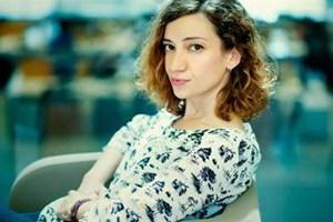 Gazeteci Pınar Öğünç'e ödül