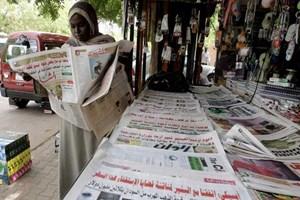 Gazeteler toplatıldı, gazeteciler grev yaptı!