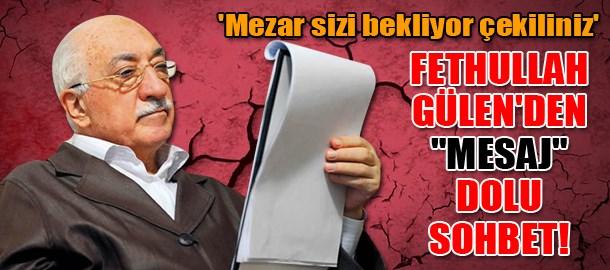 Fethullah Gülen'den