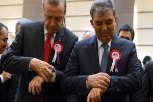 Gül takipçi sayısında Erdoğan'a fark attı