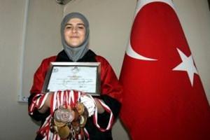 Erdoğan'dan Suriyeli sporcuyu sevindiren telefon