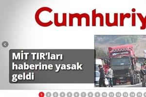 Cumhuriyet Gazetesi yayın yasağını nasıl verdi?