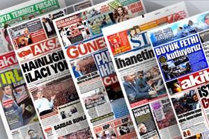 Hükümet medyası Cumhuriyet'e öfke kustu,