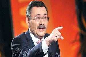 Gazeteci yazara Melih Gökçek'e hakaretten ceza!