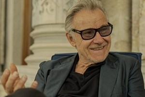 Hollywood'un kült ismi Harvey Keitel: