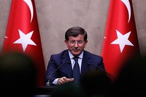 Televizyon temsilcileri Gülen'i sordu, Davutoğlu bu yanıtı verdi!