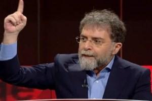 Ahmet Hakan canlı yayında çıldırdı!